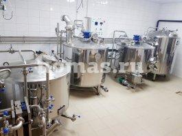 пивоварня 500 литров в Новосибирске