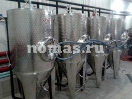 Крафтовая пивоварня «Red Button» в Москве