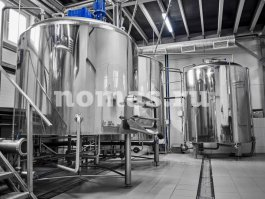 Варочный порядок Косулинской пивоварни