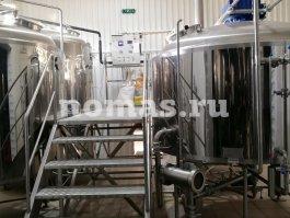 Двухтонный варочный порядок завода в Алтайском крае
