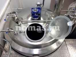 варочный порядок пивзавода «Atmosphere Brewery»