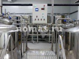 Пивоваренный завод в Тольятти