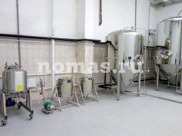 Двухтонная пивоварня в Новосибирске