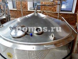Пятитонный пивзавод в Красноярске
