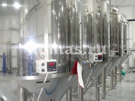 ЦКТ пивзавода TENGRI beer в Кыргызстане