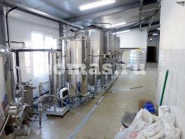Квасоварно-лимонадный завод НОМАС