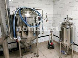 Крафтовая пивоварня Vodolaz в Саратове