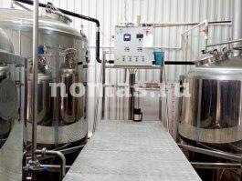 Варочный порядок пивоварни в Алтайском крае