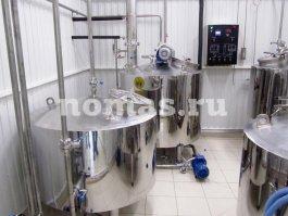 Пивоваренный завод в Санкт-Петербурге