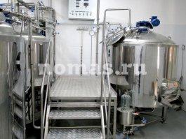 Пивоварня 1000 литров в Новосибирске