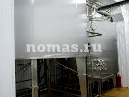 Пятикубовый пивзавод НОМАС в Красноярске