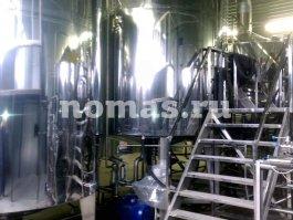 Реконструкция пивзавода на Алтае