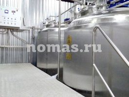 пивзавод 2000 литров НОМАС
