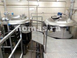 варочный порядок НОМАС 3000 литров