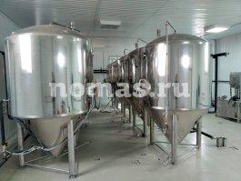 Пивоварня для ТОО «АтырауАгро?нiмдерi»