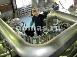 Пивоварня Zagovor Brewery. Сварено на «НОМАС»