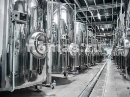 Аппараты брожения и дображивания пива