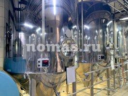 ЦКТ НОМАС для Арамильской бойлерной пивоваарни