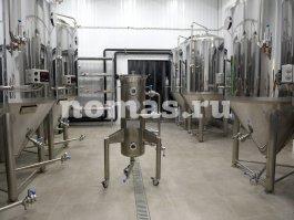 Пивоварня Riverport в Ярославле