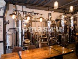 Ресторанная пивоварня Джолли-Молли в Туле