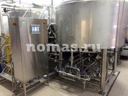 варочный порядок пивоварни Atmosphere Brewery