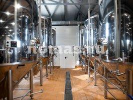 бродильное отделение Ninkasi Beer