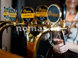 свежее пиво пивзавода Ninkasi Beer