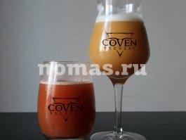 крафтовое пиво COVEN Brewery
