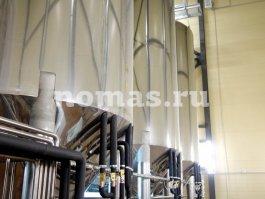 Пятикубовый пивзавод Craft-u-Brewery в Красноярске