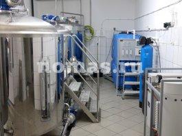 варочный порядок частной пивоварни ПИНТА, Челябинск