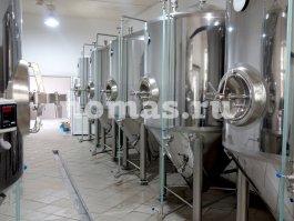 ЦКТ в частной пивоварне ПИНТА, Челябинск