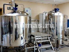 Новая пивоварня НОМАС в Челябинской области