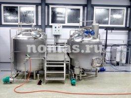 варочный порядок НОМАС 1000 литров