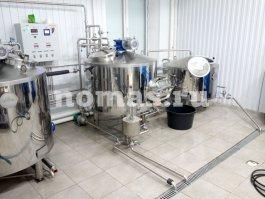 500-литровая пивоварня Riverport в Ярославле