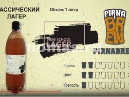 пивоварня ПИРНА в Костроме