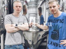 команда пивоварни Мечты, Тюмень