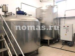 трехтонная пивоварня в Крыму