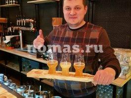 ГARAZH ресторанная пивоварня в Ханты-Мансийске