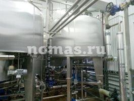 Пятитонный завод-автомат НОМАС