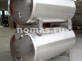 двойные горизонтальные форфасы для пива со сменными пакетами