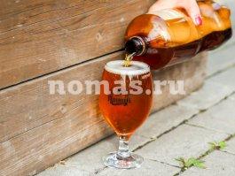 частная пивоварня ПИНТА, город Челябинск