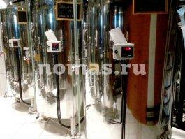 Ресторанная пивоварня Три Лося в Новосибирске
