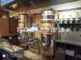 Арамильская бойлерная пивоварня