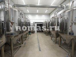 ЦКТ в пивоварне Riverport, Ярославль