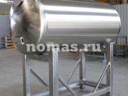 горизонтальный форфас со сменным пакетом для пива НОМАС