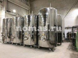 классические емкости брожения и дображивания пива НОМАС