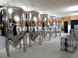 Расширение пивоварни «Шварцкайзер» в Подмосковье