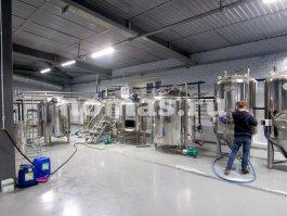 пивоварня 1000 литров НОМАС