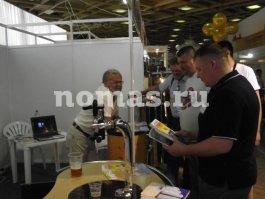 """Международный форум «Пиво-2012», г. Сочи, 2012 г. - 8 - Завод """"НОМАС"""""""
