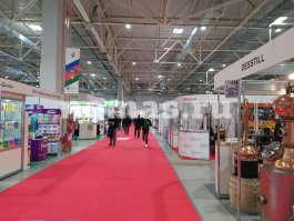"""Международная выставка оборудования, материалов и ингредиентов FoodTech-2021, г. Краснодар, 2021 - 6 - Завод """"НОМАС"""""""